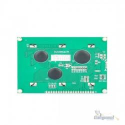 Display Lcd Grafico 128x64 Backlight Azul
